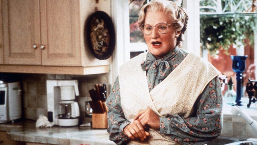 Mrs. Doubtfire screenshot