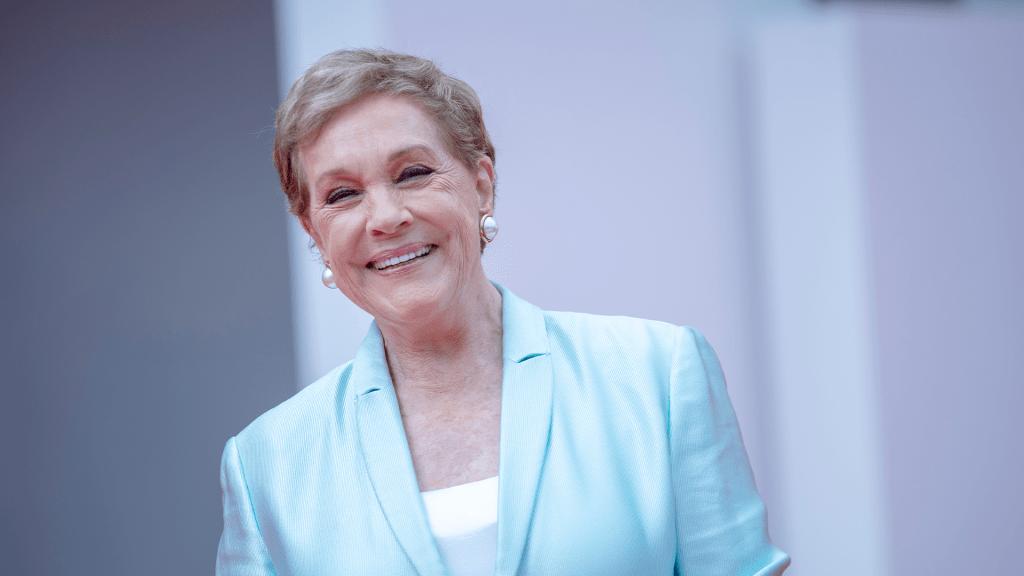Julie Andrews | Shutterstock
