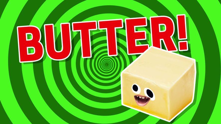 Result: Butter