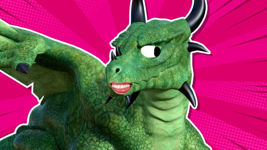 Dragon jokes