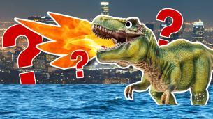 Godzilla quiz