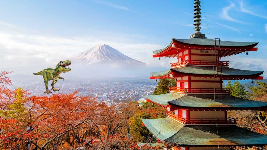 Japan and Godzilla