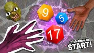 Play the Fantasy Character Generator!