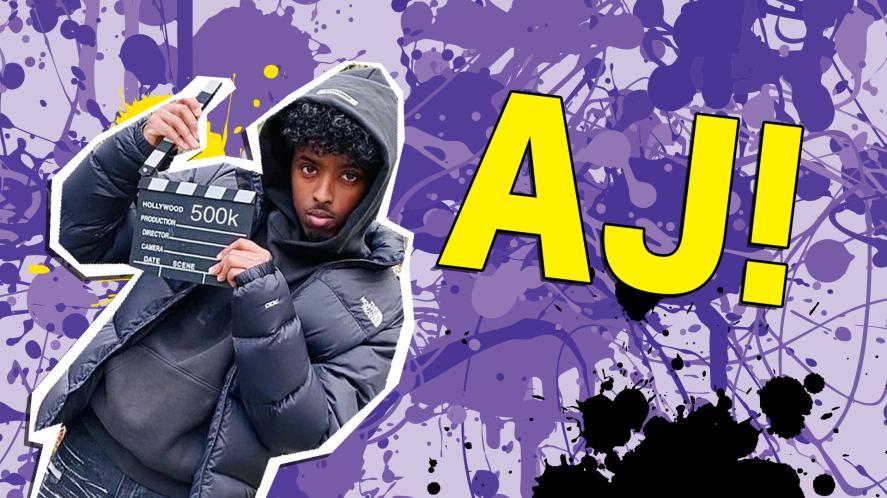You're AJ!