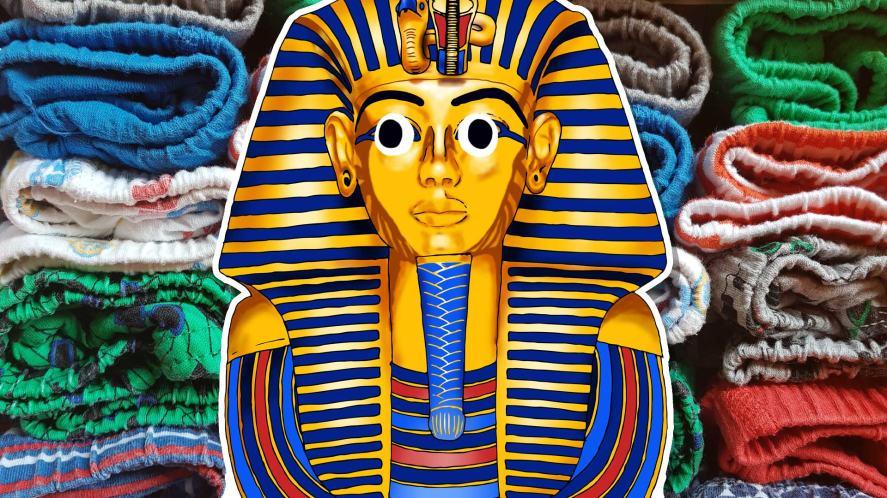 Tutankhamen pants