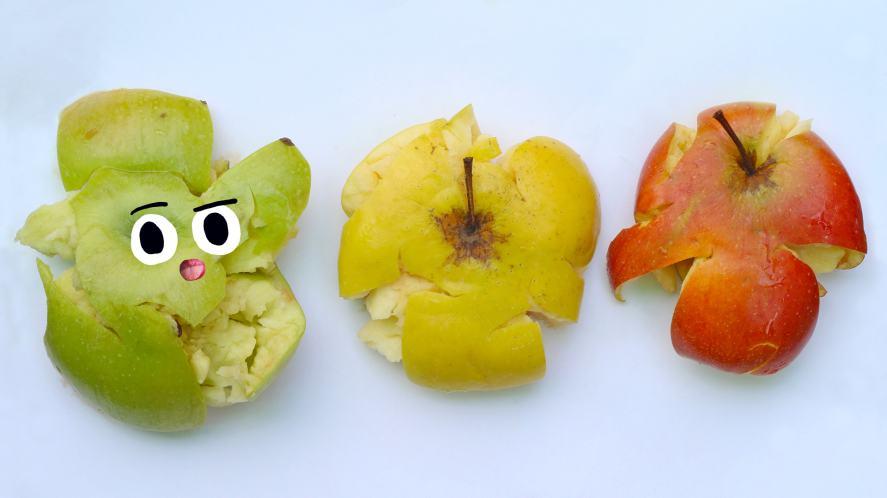 Squashed fruit