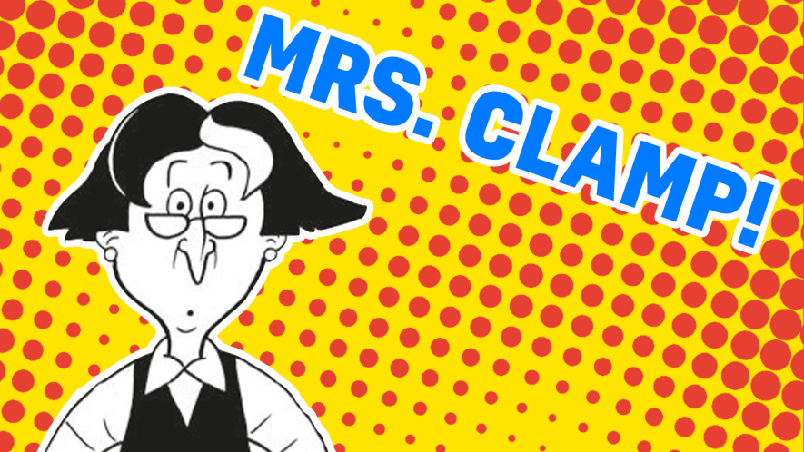 Mrs. Clamp result
