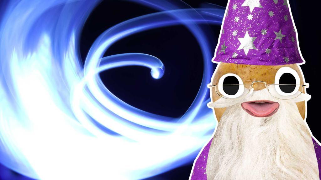 Dumbledore's patronus