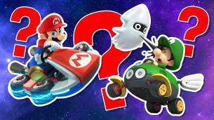 Mario Kart 8 Deluxe Character Quiz