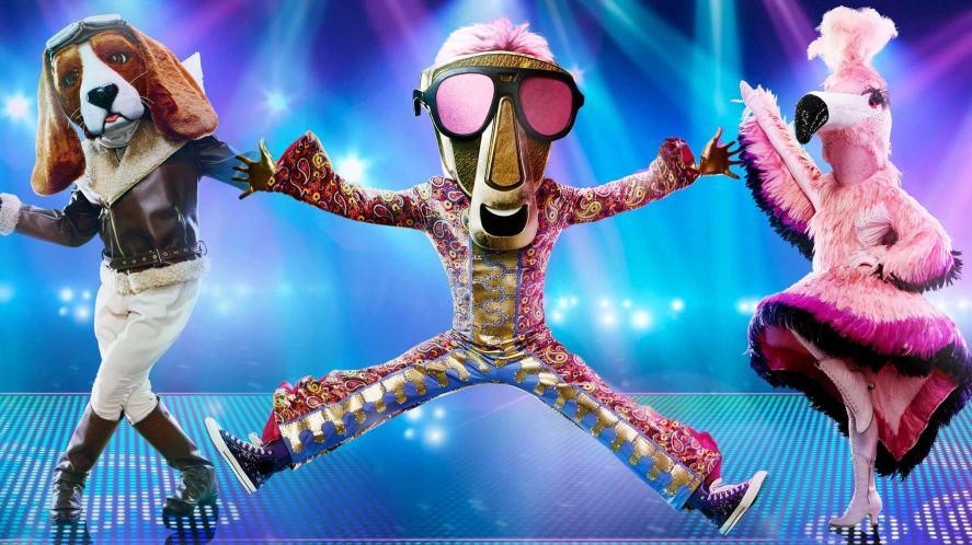 The Masked Dancer contestants