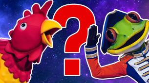 The Masked Dancer personality quiz