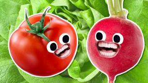 Salad jokes