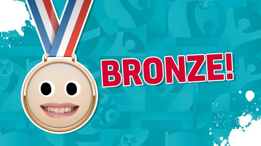 Result: bronze