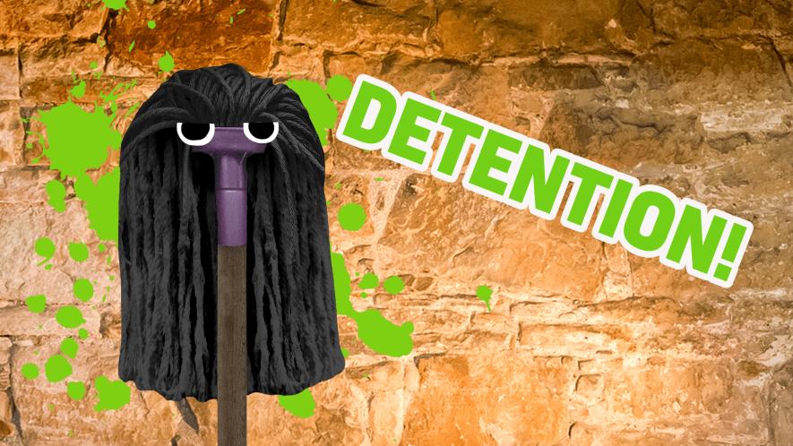 Detention result