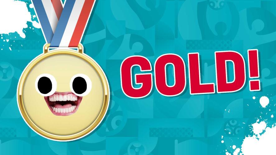 Result: gold