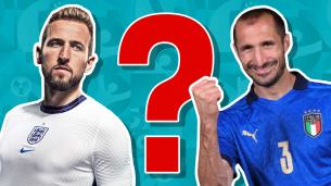 England v Italy Euro 2020 final