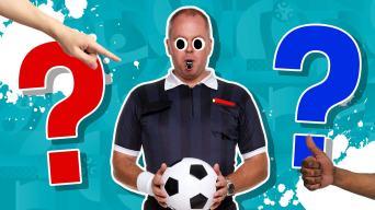 Football ref quiz