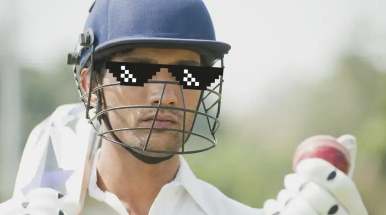 A batsman