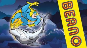 Inside Beano 4094 - Sky Shark Attack