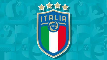 Italy football badge
