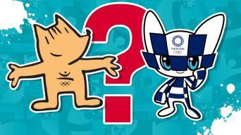 Olympic Mascot quiz