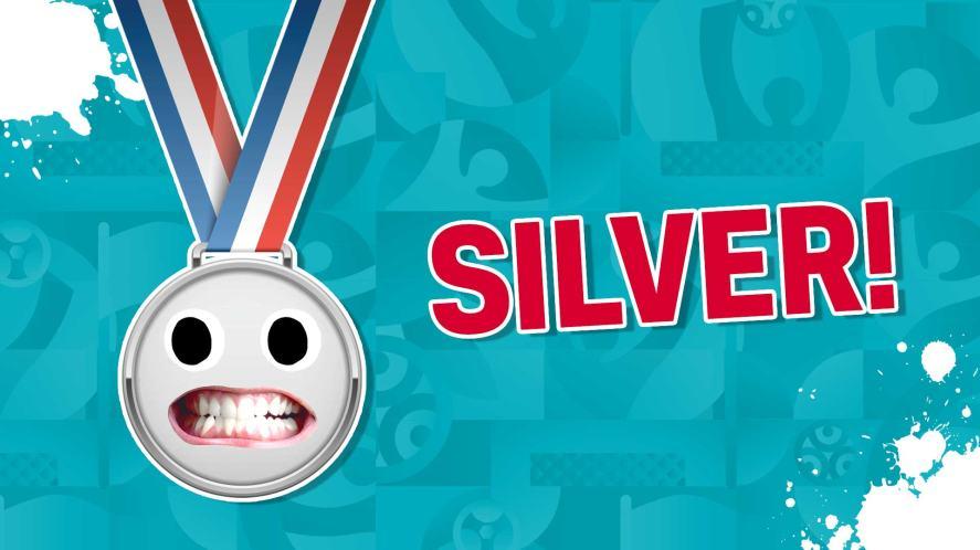 Result: silver