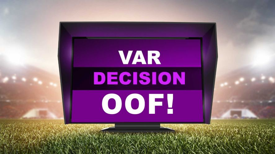 VAR decision