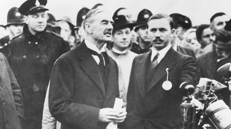 The UK's prime minister in 1939