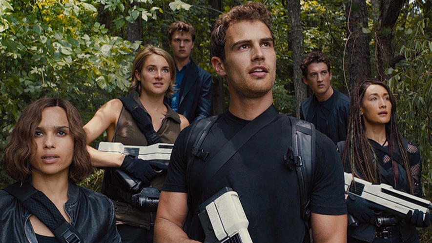 Divergent Screenshot