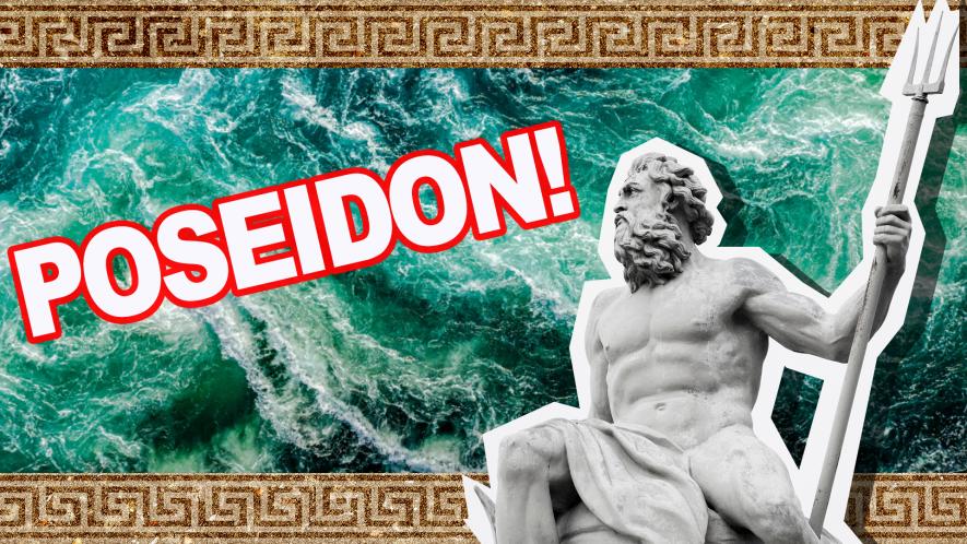 Poseidon!
