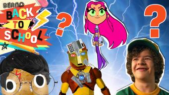 Teen Titans | Warner Bros. Animation | Cartoon Network , Stranger Things | 21 Laps Entertainment, Monkey Massacre| Netflix
