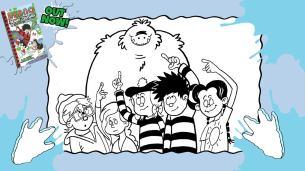 Abominable Snowmenace personality quiz