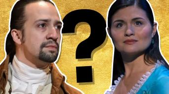 Which Hamilton Character are You?