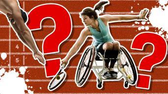 Paralympics quiz