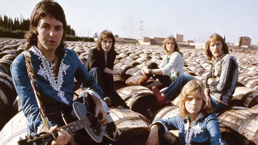 Paul McCartney's post-Beatles band