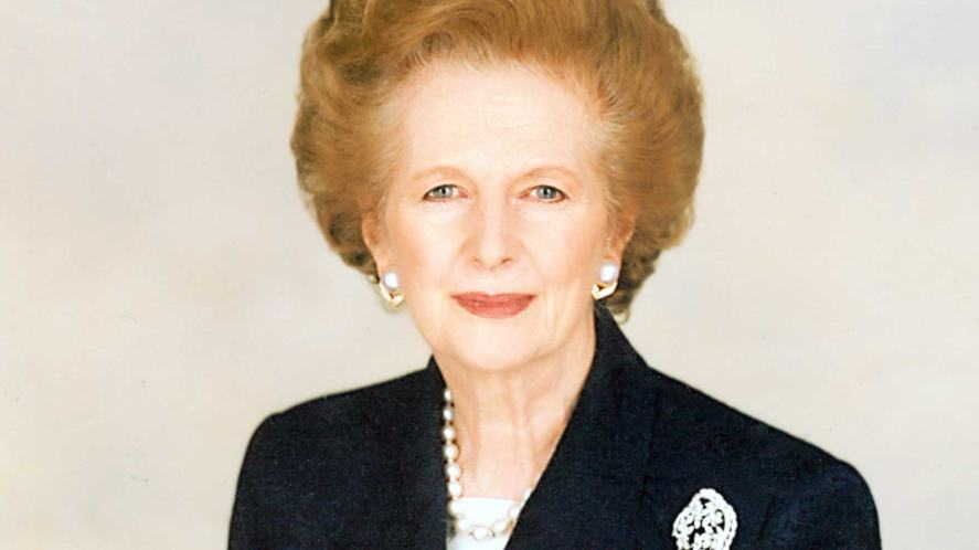The first woman to become Prime Minister