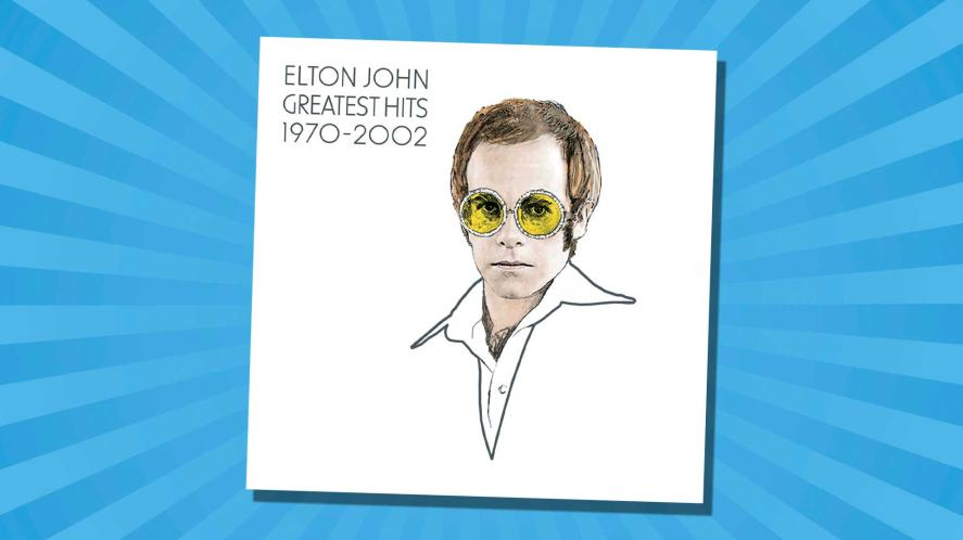 A disguised cover of a Greatest Hits album