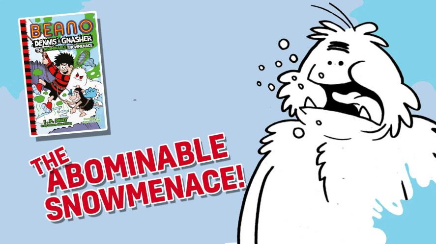 The Abominable Snowmenace