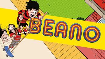 Inside Beano 4105