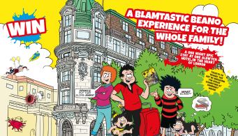 Ultimate family beano competition