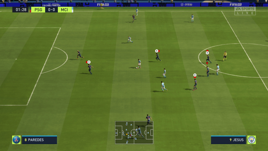 An image from FIFA 22