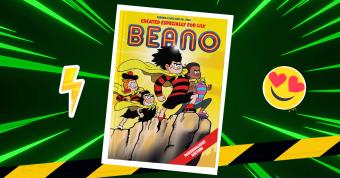 Personalised Beano Annual 2022