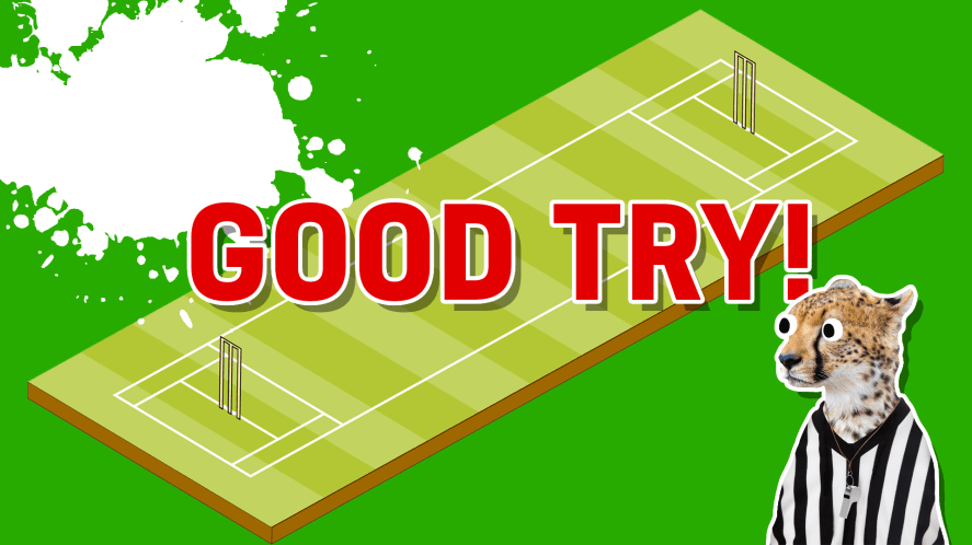 Result: Good try