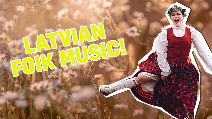 Latvian folk music