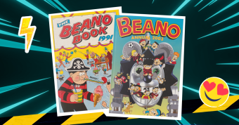 Beano Annual from Your Year