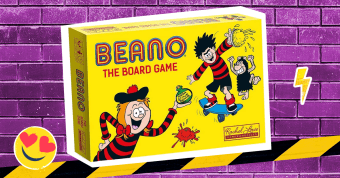 Beano Board Game
