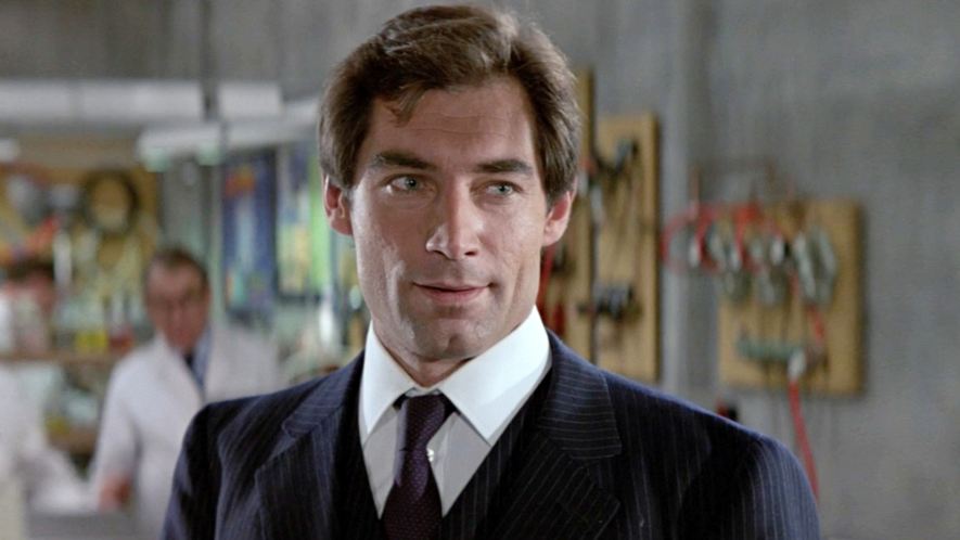 A scene from the Living Daylights