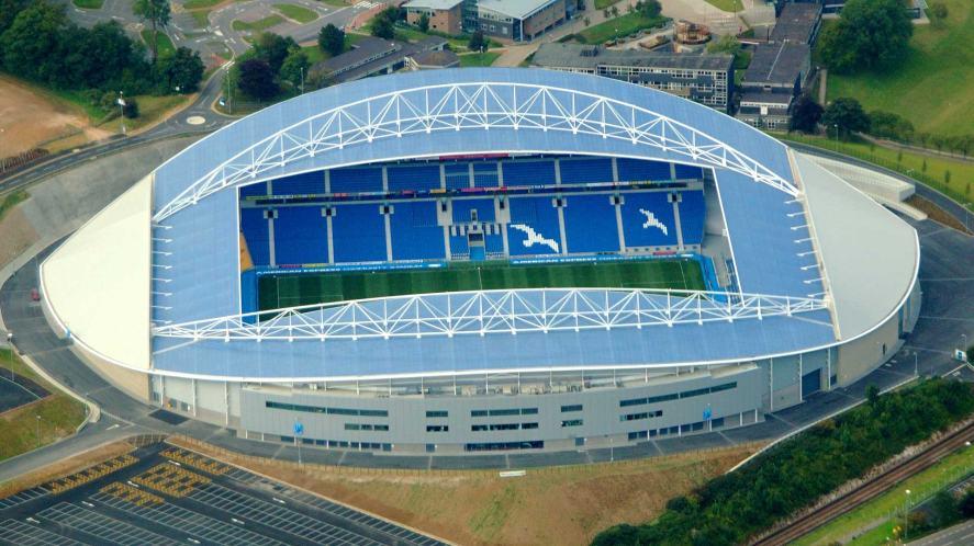 Brighton's stadium