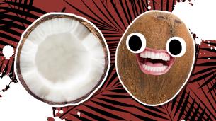 Coconut jokes