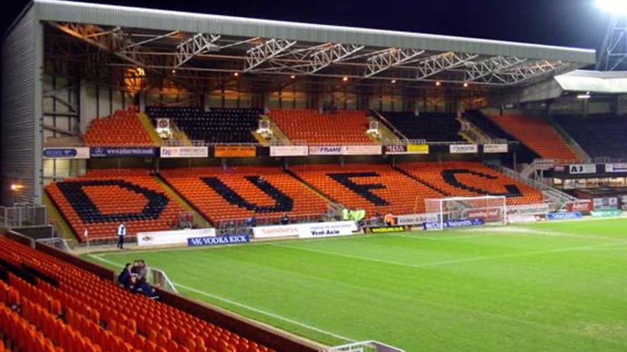 Dundee United's ground